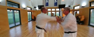 Iai Kumite – One Time Sparring at the Closest Distance